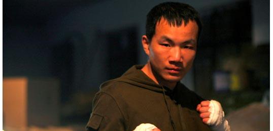 搏击名将康恩挑战自我 11月将转战职业拳击擂台