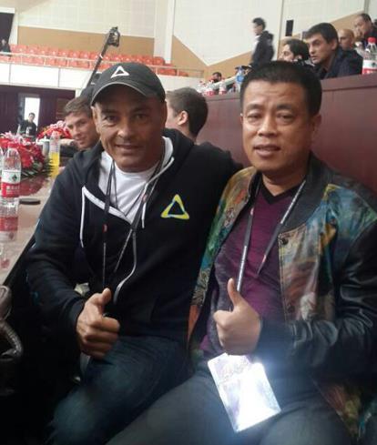 ADCC世界柔术赛 中国拳击之父与柔术大师交流