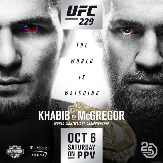 UFC229完整视频