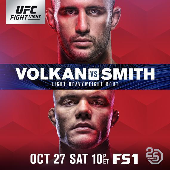 UFC Fight Night 138完整视频