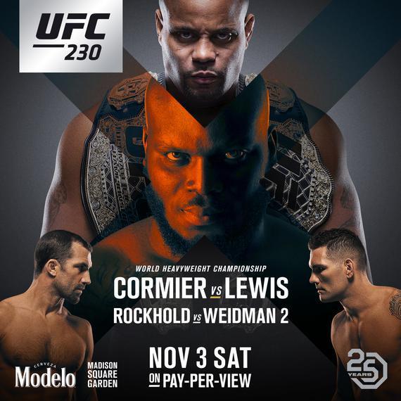 UFC230完整视频