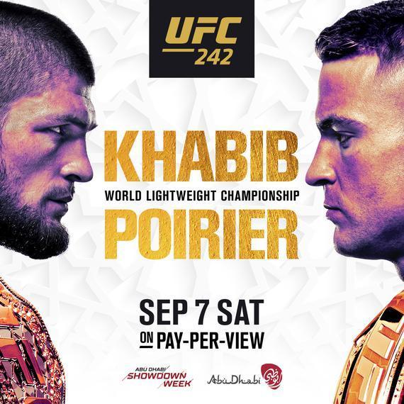 UFC242完整视频