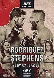 UFC格斗之夜159视频