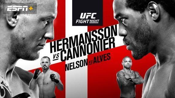 UFC格斗之夜160视频