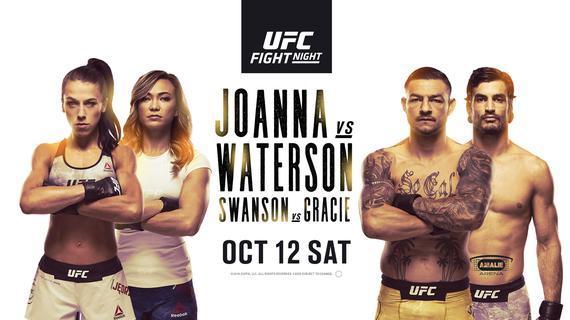 UFC格斗之夜161视频