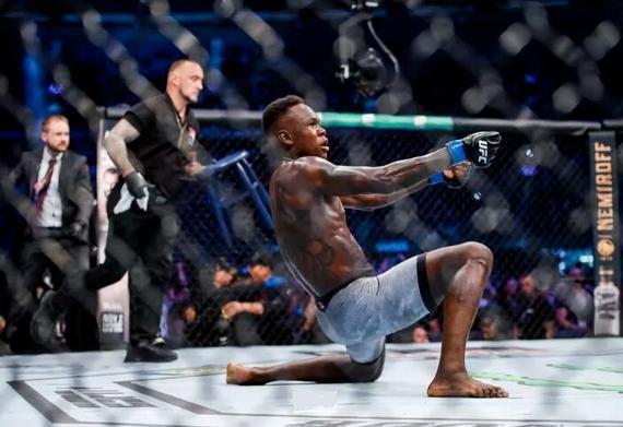 UFC243完整视频