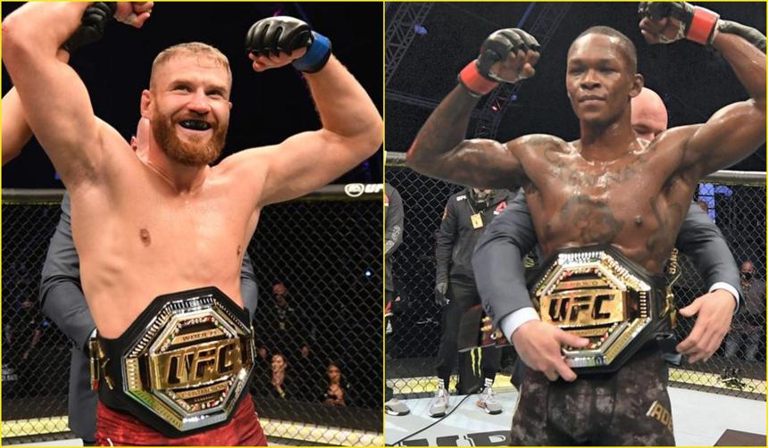 UFC259冠军战三连发 阿迪萨亚跨级挑战布拉乔维奇
