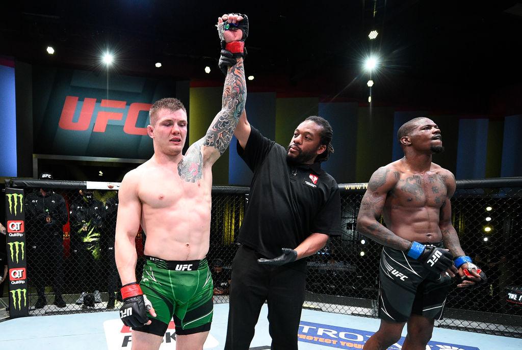 UFC格斗之夜:维托里 VS 霍兰德赛事综述