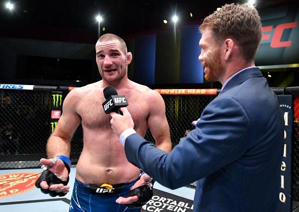 斯特里克兰:我很可能就是UFC想要的下一个冠军